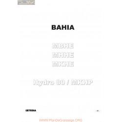 Etesia Bahia Fiche Information