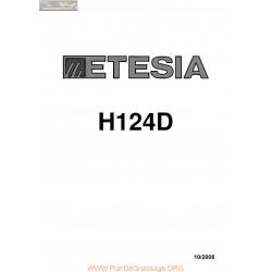 Etesia H124d S Piece Rechange