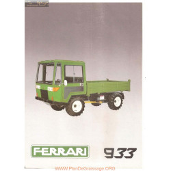 Ferrari S Transporter Fiche Information