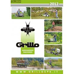 Grillo 2012 Fiche Information