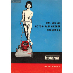 Gutbrod 1964 Manuel Entretien