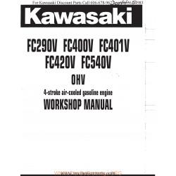 Kawasaki Fc290v Fc400v Fc401v Fc420v Fc540v Service Repair 1 Workshop