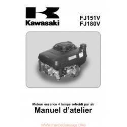 Kawasaki Fj151v Fj180v Manuel Entretien