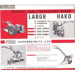 Labor Hako Gamme Fiche Information