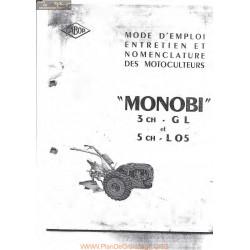 Labor Monobi Gl Et L05 Manuel Utilisateur