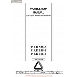 Lombardini 11ld 535 625 626 3 Service Workshop
