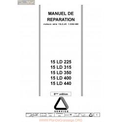 Lombardini 15ld 225 315 350 400 440 Manuel Manuel Entretien