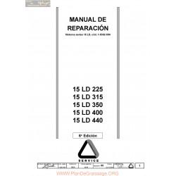 Lombardini 15ld 225 315 350 400 440 Manuel Reparation