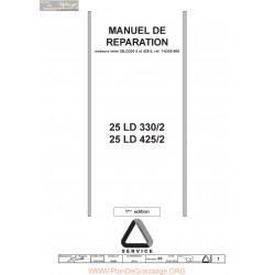 Lombardini 25ld 330 425 Atelier Manuel Entretien