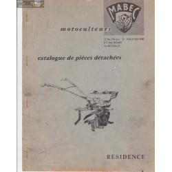 Mabec Residence Piece Rechange