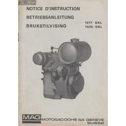 Mag 1017 1026 Manuel Utilisateur