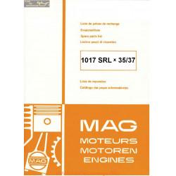 Mag 1017 Srlx 35 37 Manuel Utilisateur