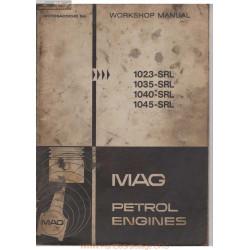 Mag 1023 1035 1040 1045 Srl Atelier Manuel Utilisateur