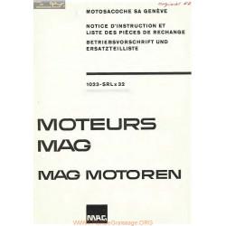 Mag 1023 Srlx 32 Et Manuel Utilisateur