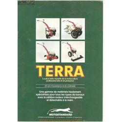 Motostandard All Game Terra Fiche Information
