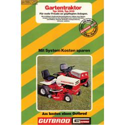 Motostandard Gutbrod 1008 1010 Fiche Information
