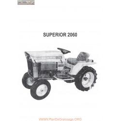 Motostandard Gutbrod 2060 Service Manual