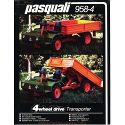 Pasquali 958 4 Fiche Information
