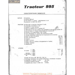 Pasquali 995 Manuel Utilisateur