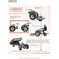 Pasquali Motoculteurs 908 930 935 940 Et 945 Fiche Information