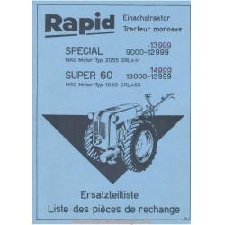 Rapid Special Super 13000 14999 De Fr Fiche Information