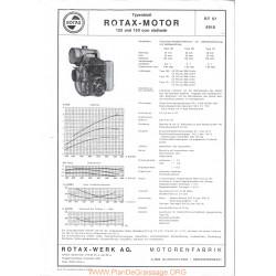 Rotax 125 150 Fiche Information