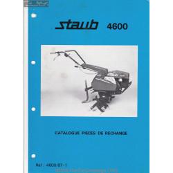 Staub 4600 S Piece Rechange