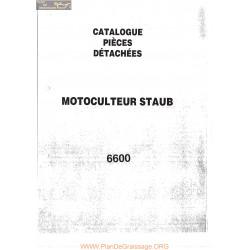 Staub 6600 Piece Rechange