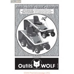 Wolf A80 Fiche Information