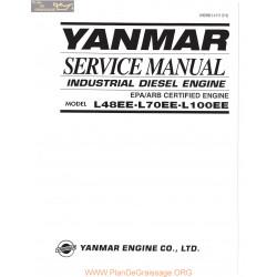 Yanmar Diesel L Ee Manuel Utilisateur