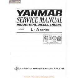 Yanmar Diesel L40ae 100ae Manuel Utilisateur