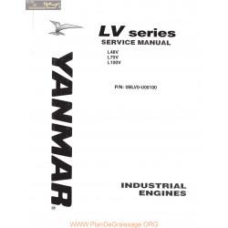 Yanmar Diesel Lv Series Service Complete Manuel Entretien