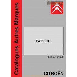 General Batterie Catalogue 2000