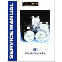 General York Climate Control Service Manual