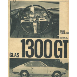 Glas 1300 Gt Coupe