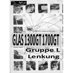 Glas 1300gt 1700gt 6 Gruppe L Lenkung