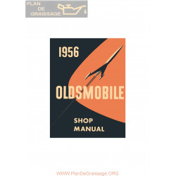 Gmc 1956 Oldmobile Shop Manual
