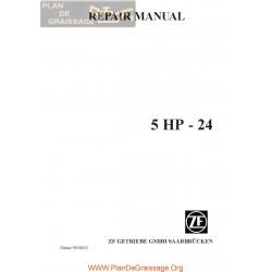 Honda Zf 5 Hp 24 1 1998 Repair Manual