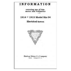 Hudson 1914 15 Electrical Testing 6 54