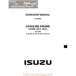Isuzu C22 C20 Le Ne Tf Series Workshop Manual