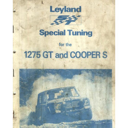Leyland Special Tuning 1275gt Cooper S