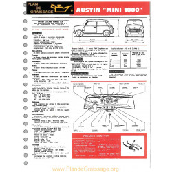 Austin Mini 1000 Ft