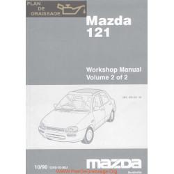 Mazda 121 1990 Manual P2