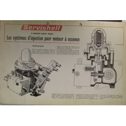 Mercedes Benz Systeme Injection 350 280 Ce E Se3 5 Cf Sl5 Cf Sl