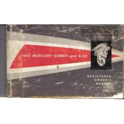 Mercury Comet Om 1963