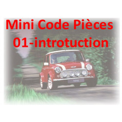 Mini Code Pieces 01 Introtuction