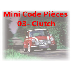 Mini Code Pieces 03 Clutch
