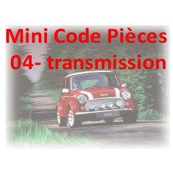 Mini Code Pieces 04 Transmission