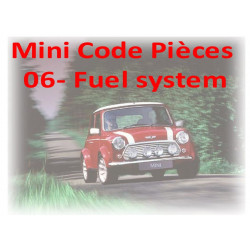 Mini Code Pieces 06 Fuel System