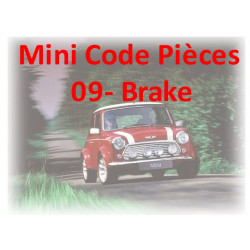 Mini Code Pieces 09 Brake